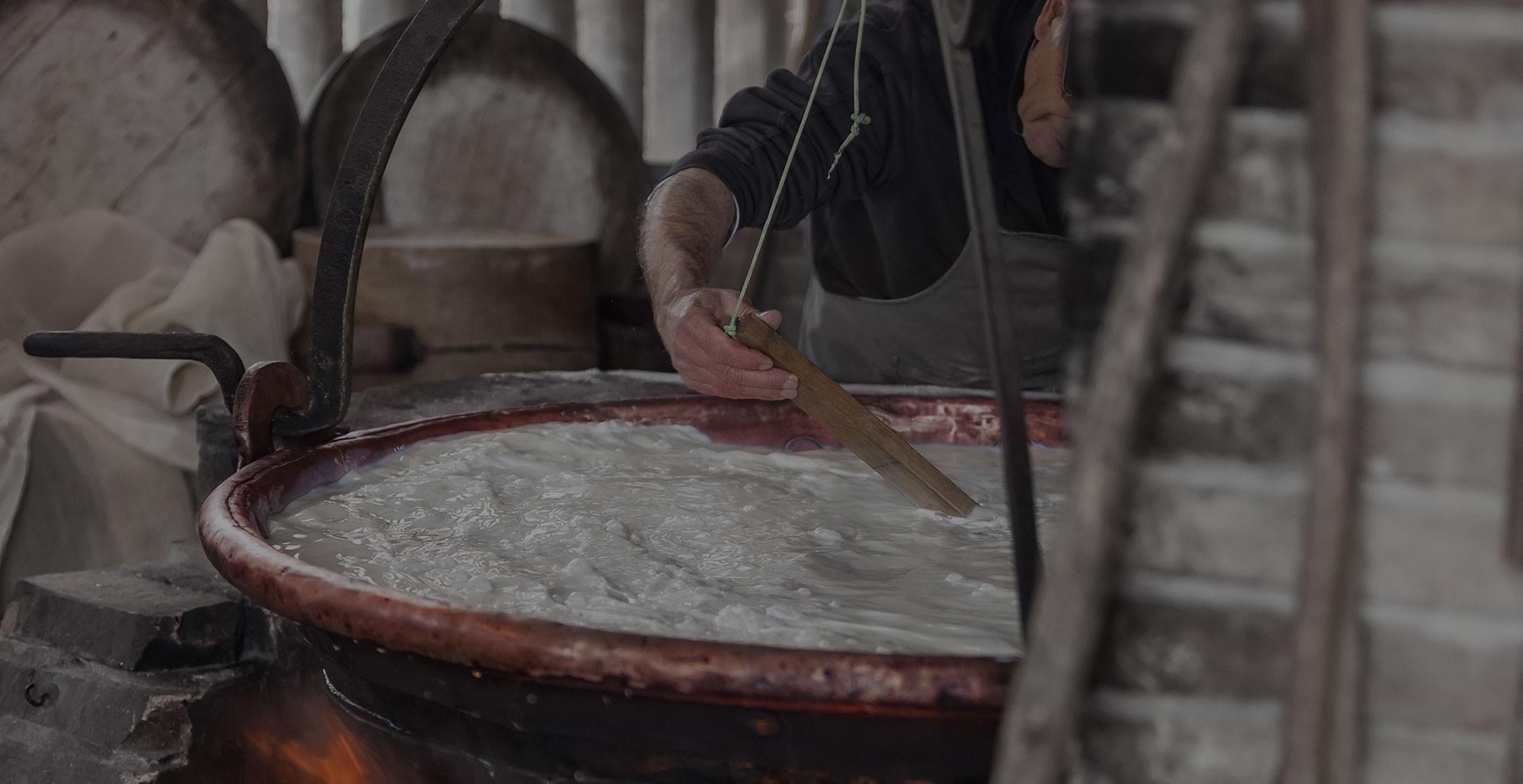 Parmigiano Reggiano DOP, direttamente a casa tua